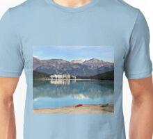 Lake Louise in Alberta Canada Unisex T-Shirt