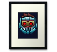 STARBOT! Framed Print