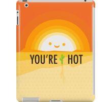 Hot and Sunny iPad Case/Skin
