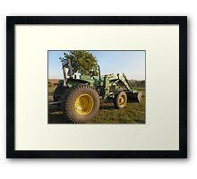 John Deere Country Framed Print