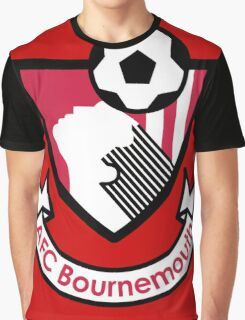 AFC Bournemouth Graphic T-Shirt