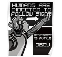 Robot Orders   Poster