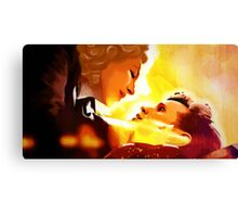 Find River Song Canvas Print