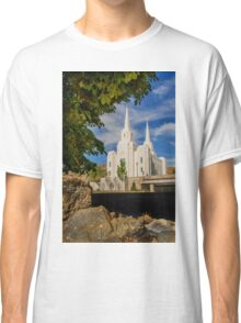 Brigham City LDS Temple Classic T-Shirt
