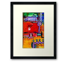 Four Souls Heading Home Framed Print