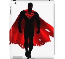 Superman - Comic iPad Case/Skin