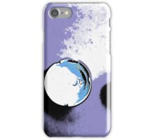 Cup and ashtray iPhone Case/Skin