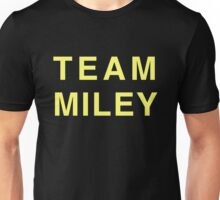 TEAM MILEY Unisex T-Shirt