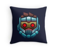 STARBOT! Throw Pillow