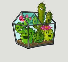 Cacti greenhouse Unisex T-Shirt