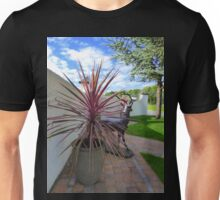 The Stag And The Cordyline Unisex T-Shirt