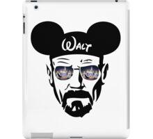 Walter White Lit-up Castle iPad Case/Skin