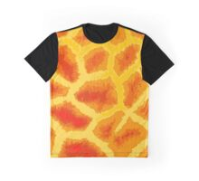 The Average Giraffe Graphic T-Shirt