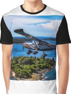 Aviator  Graphic T-Shirt