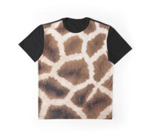 Long Neck Giraffe Graphic T-Shirt