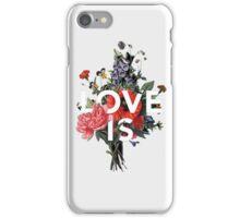 love is sweet iPhone Case/Skin