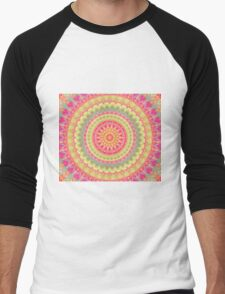 Mandala 99 Men's Baseball ¾ T-Shirt