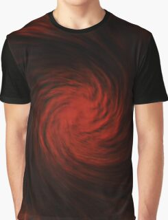 Bloody Wormhole Graphic T-Shirt