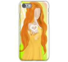 Angel of Joy and Inner Self Confidence iPhone Case/Skin