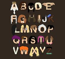 Harry Potter - Alphabet Unisex T-Shirt