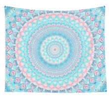 Mandala 100 Wall Tapestry