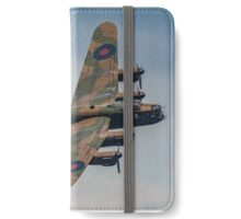 Avro Lancaster Bomber iPhone Wallet/Case/Skin