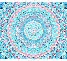 Mandala 100 Photographic Print