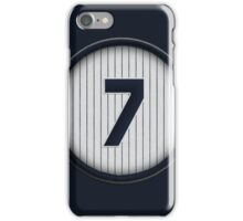 7 - The Mick iPhone Case/Skin