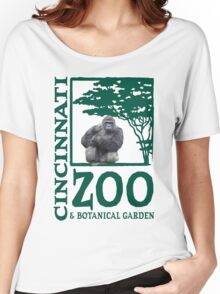 Cincinnati Zoo Women's Relaxed Fit T-Shirt