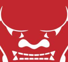 Nagoya Foos Sumo Wrestling Sticker