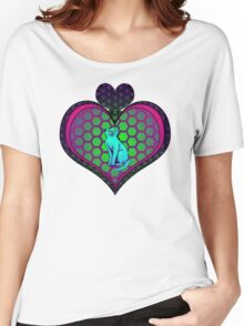 Kitty Love Women's Relaxed Fit T-Shirt