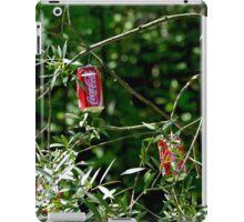 """Hybrid"" - Coca-Cola - willow ... iPad Case/Skin"