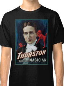 Performing Arts Posters Thurston the great magician the wonder show of the universe 1634 Classic T-Shirt