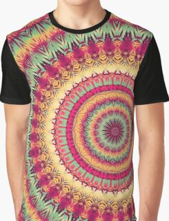 Mandala 101 Graphic T-Shirt