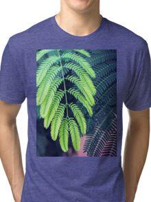 Green garden 3 Tri-blend T-Shirt
