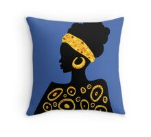 O Africa! Throw Pillow