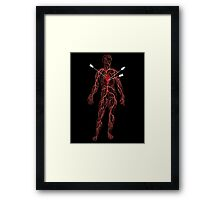 Cupid - Black Framed Print
