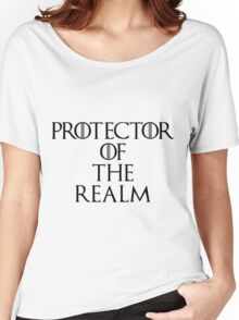 Protector Of The Realm Women's Relaxed Fit T-Shirt