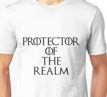 Protector Of The Realm Unisex T-Shirt