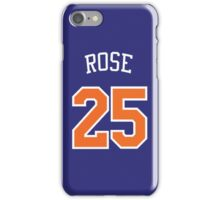 Derrick Rose iPhone Case/Skin