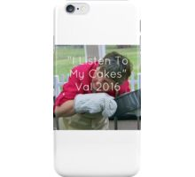 Val GBBO Hilarious Quote iPhone Case/Skin