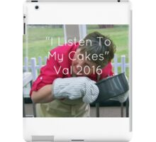Val GBBO Hilarious Quote iPad Case/Skin