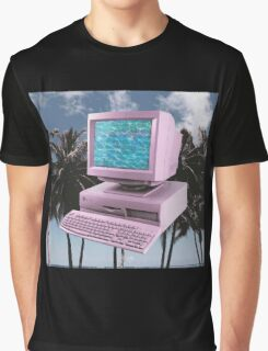 Retro 90s Computer Graphic T-Shirt