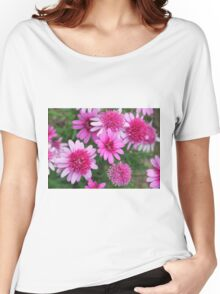 A profusion of pink Women's Relaxed Fit T-Shirt