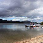 Loch Lomond From Luss by Dougie Badger