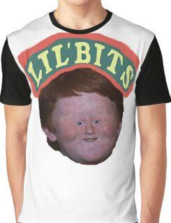 LIL' BITS.......WE GOT LITTLE PIZZA  Graphic T-Shirt