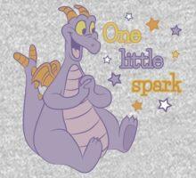 One Little Spark One Piece - Long Sleeve