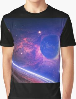 Space is Awesome! Graphic T-Shirt