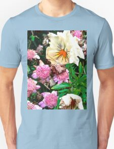 Dying Flowers Unisex T-Shirt