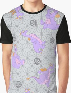 Figment SSE pattern Graphic T-Shirt
